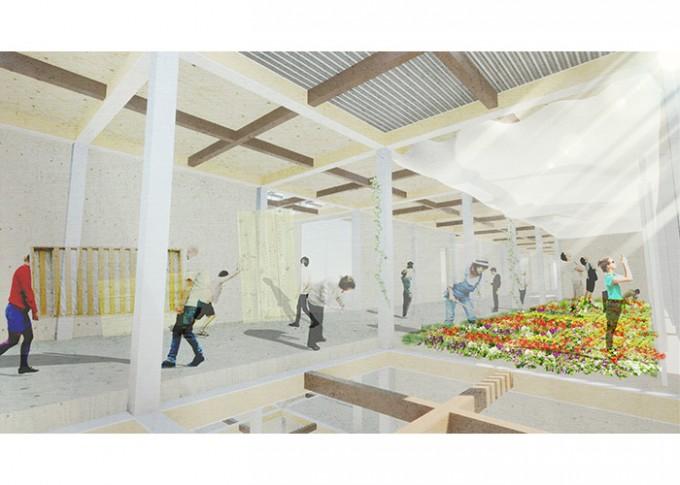 拡張する空間 | 日本大学大学院 堤昂太
